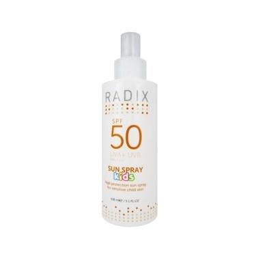 Radix SPF50 Sun Spray Kids 150ml Renksiz